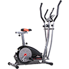 body champ 3610 elliptical with seat review