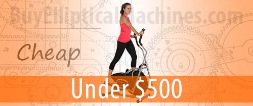 cheap elliptical machines